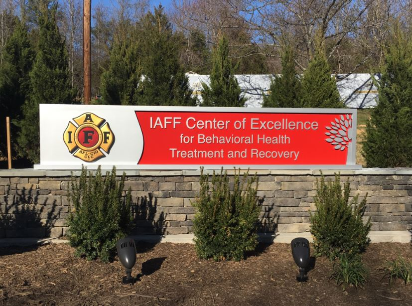 IAFF Opens Behavioral Health Treatment and Recovery Center