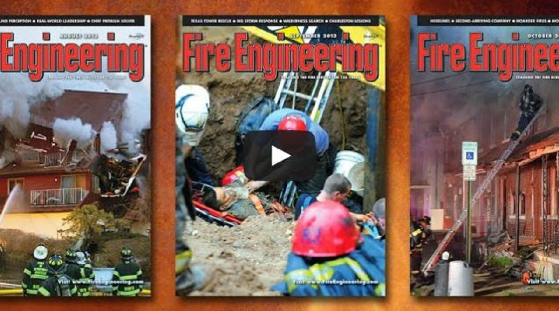 Fire Engineering Humpday Hangout: Focus on Firefighter Health and Safety
