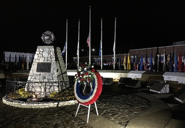 Update to In-Person 40th Annual National Fallen Firefighters Memorial Weekend