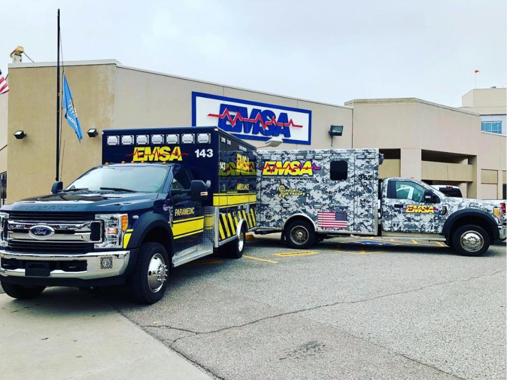 EMSA Trucks
