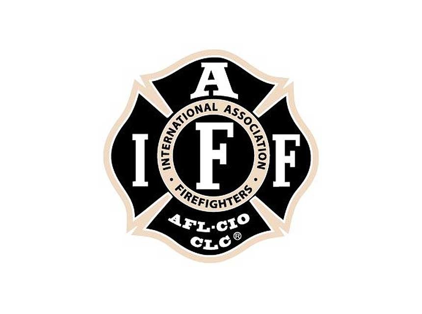 IAFF logo Norwich CT
