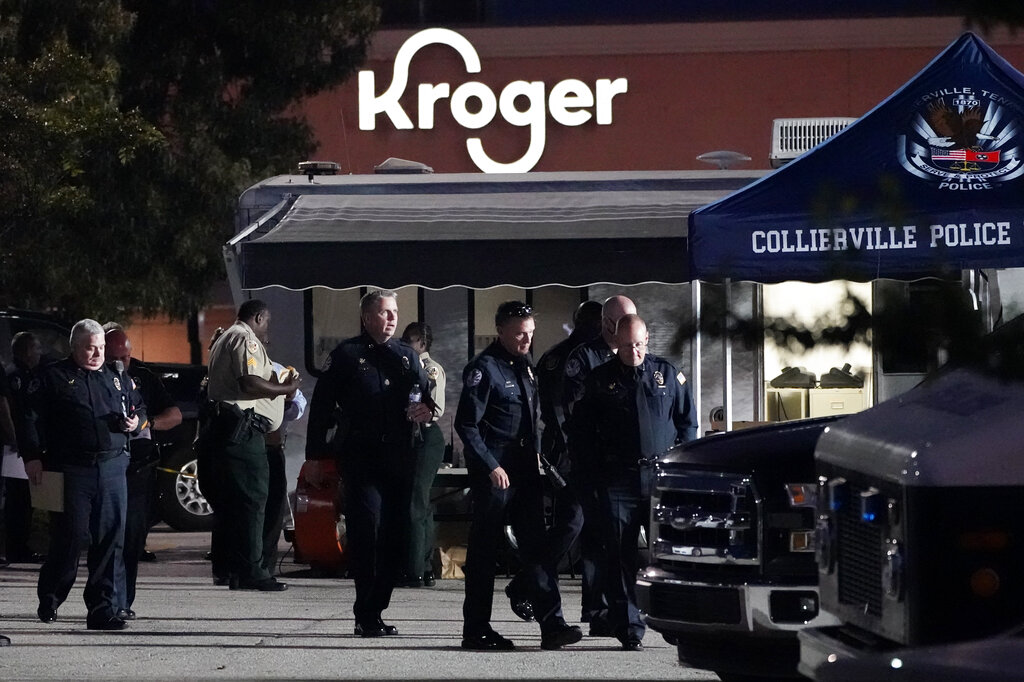 TN Grocery Store Attack: 'He Kept on Shooting'