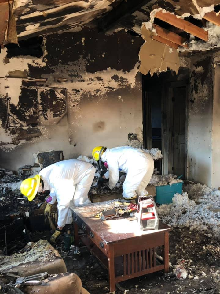 Two Injured in West Medford (OR) House Fire