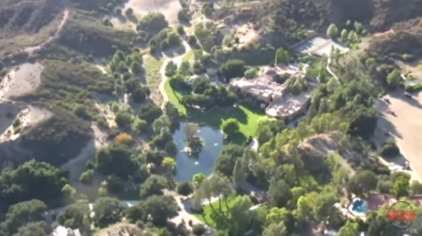 Fire Crews Head to Will Smith's $42M Calabasas (CA) Home