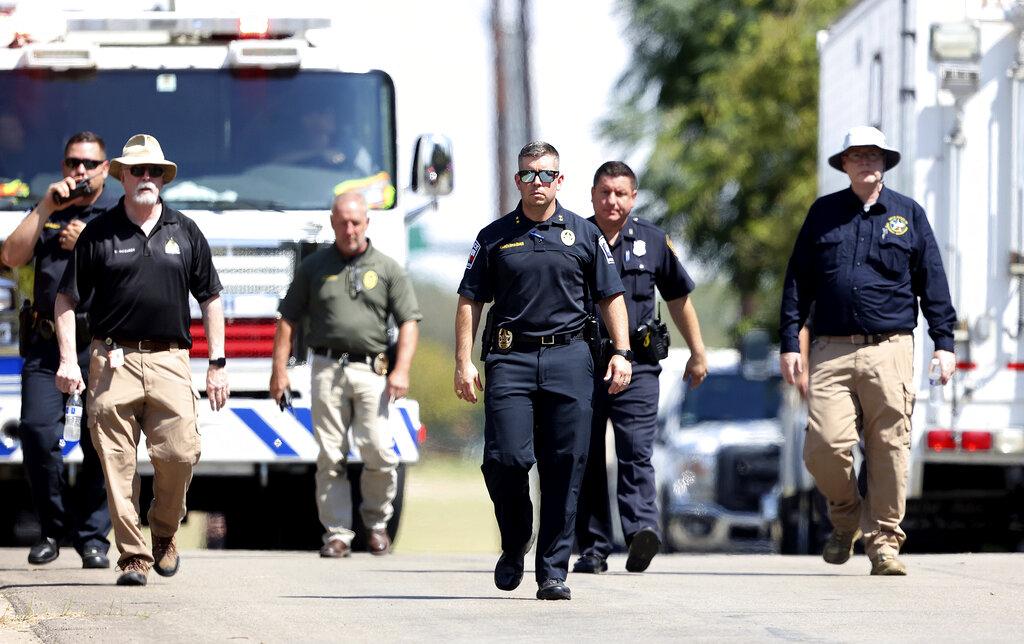 Texas plane crash