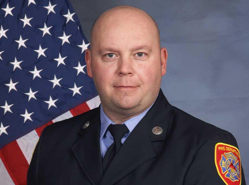 Fire Driver Jeremy Klemm