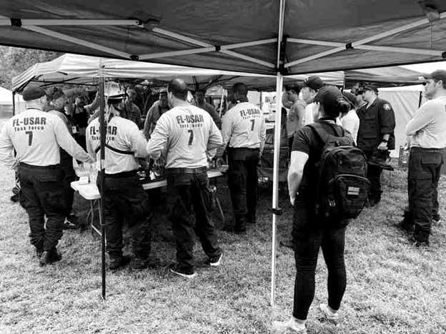 FL USAR task force members