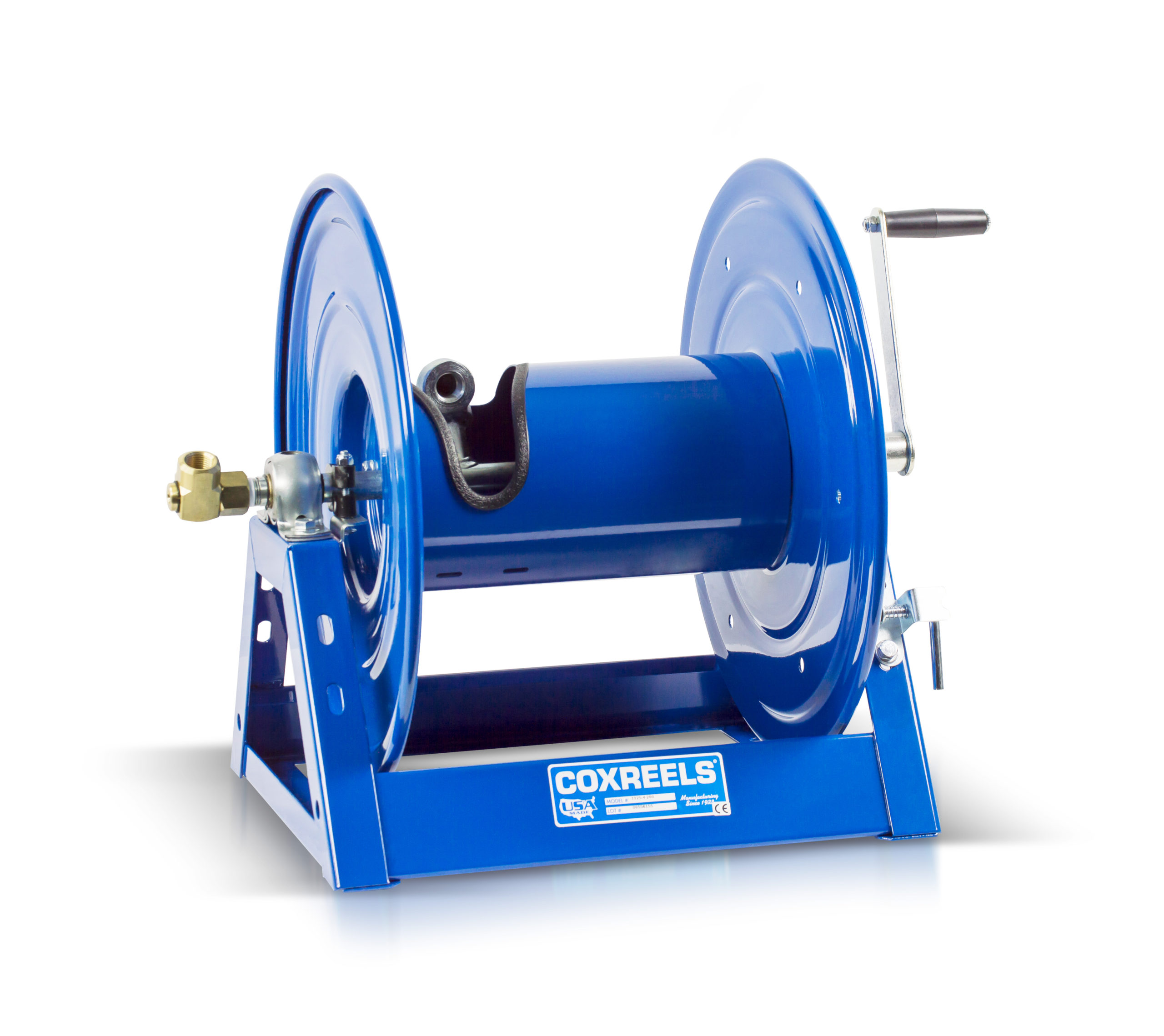 Coxreels® Exceeds Industry Recommended Salt Spray Testing Hours