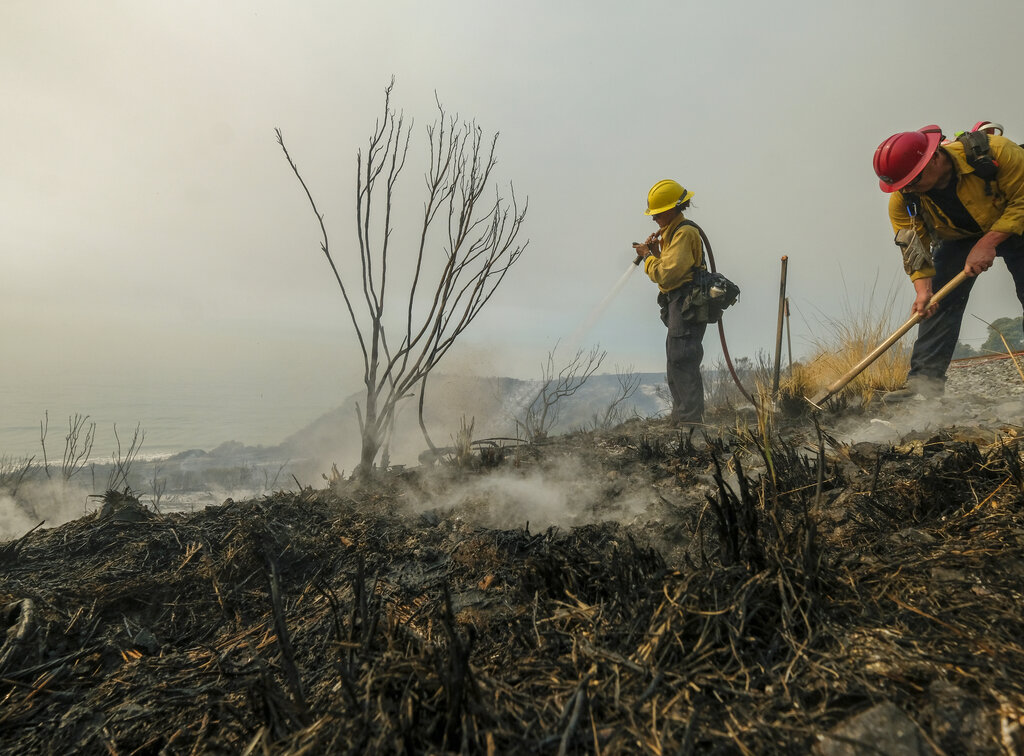 Homelessness, Food Stamps, Extreme Overtime: Wildland Firefighters Struggle to Stay on the Job