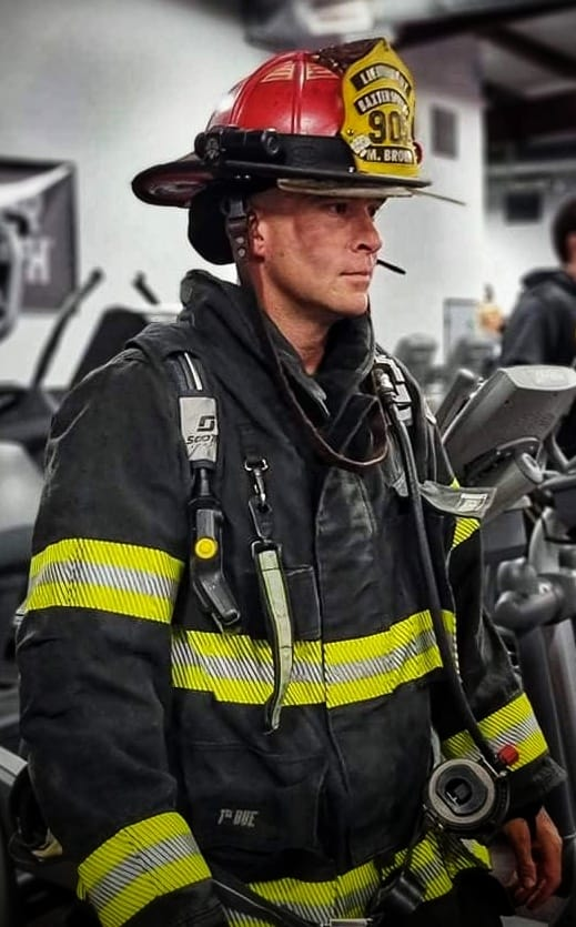 Baxter Springs (KS) Fire Department Lieutenant Badly Burned in House Fire